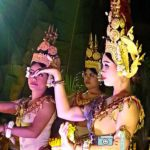 Шоу Апсара – танцы небесных танцовщиц