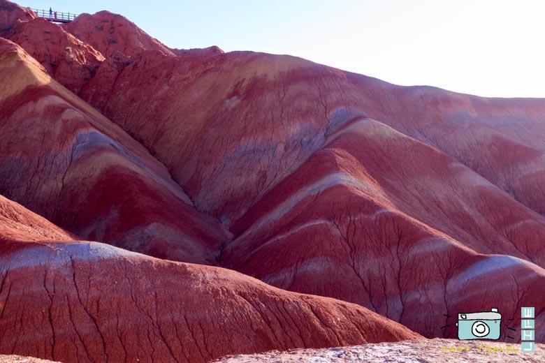 Геологический парк Данься: разноцветные холмы в Китае / Travel.ru ... | 520x780