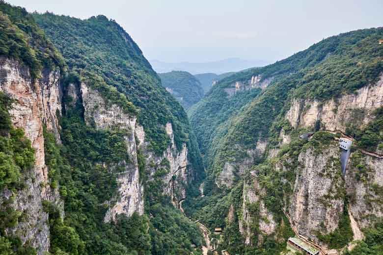 Grand Canyon Zhangjiajie
