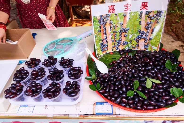 chinese berries