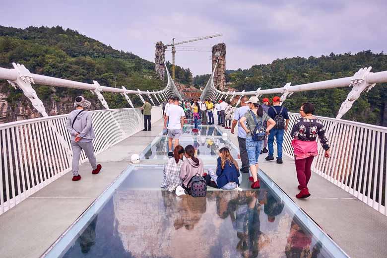 Glass Bridge Zhangjiajie