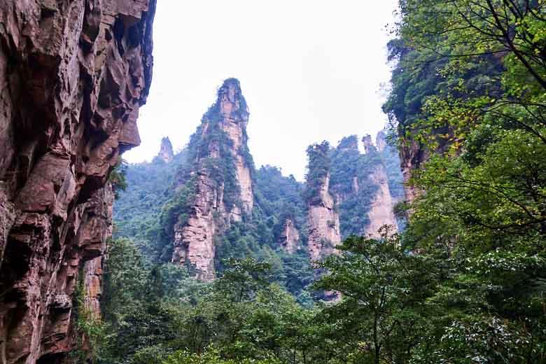 Laowuchang Area