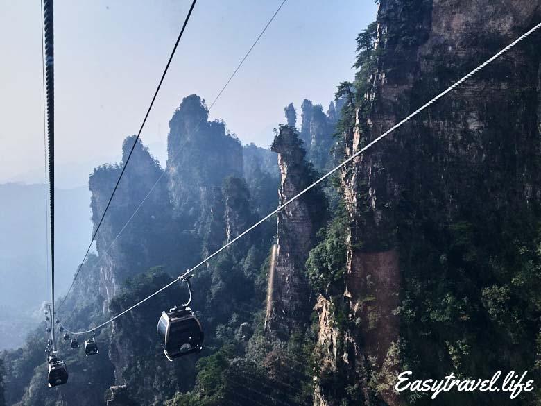 Tanzishan cableway