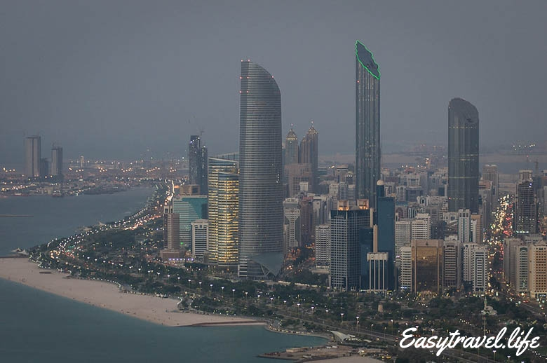 skyscrapers abu dhabi