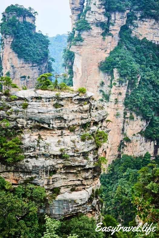 Zhangjiajie)