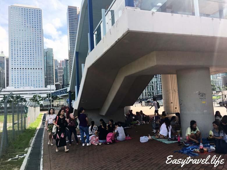 filipino in hk