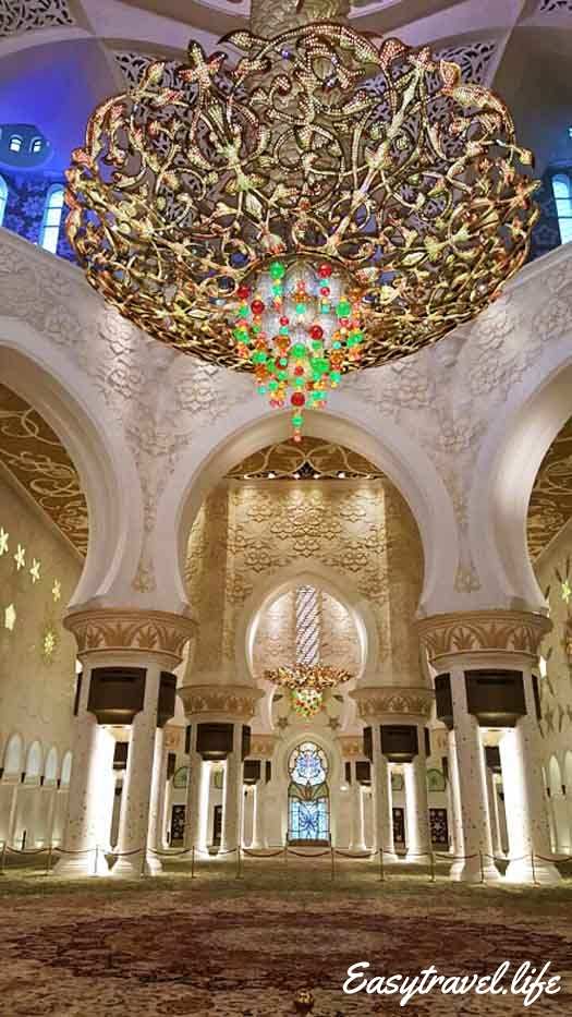 The biggest chandelier