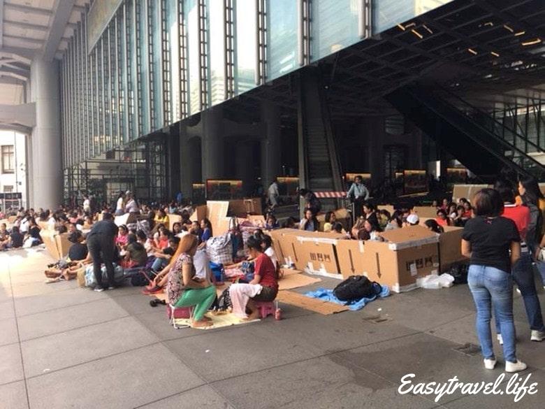 hk workers