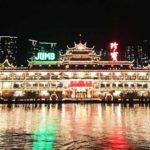 Плавучий ресторан Джамбо в Гонконге
