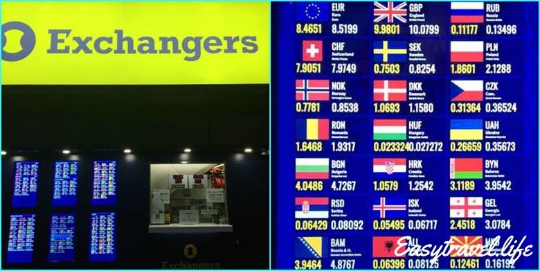 exchanger in hk